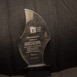ICS Outsourcing Excellence Award