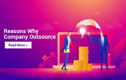 Reason why company Outsource