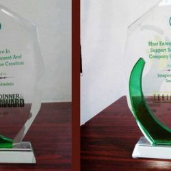 Dr. Peter Akindeju & ICS Outsourcing Ltd Bags prestigious Award