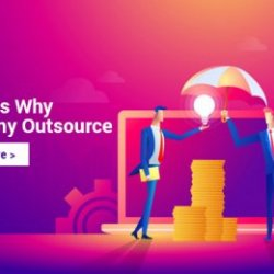 Reason why company Outsource
